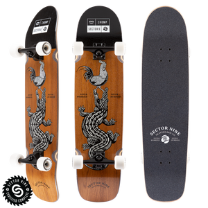 Sector 9 Rooster Sweeper Complete 36""