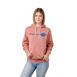 Santa Cruz Woman's Other Dot Dusty Rose Hoodie