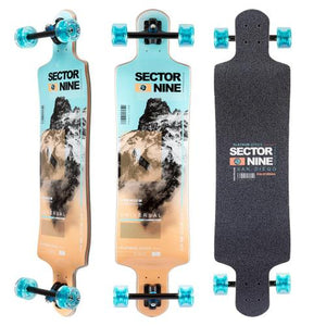 Sector 9 Elevation Faultline Complete 39.5""