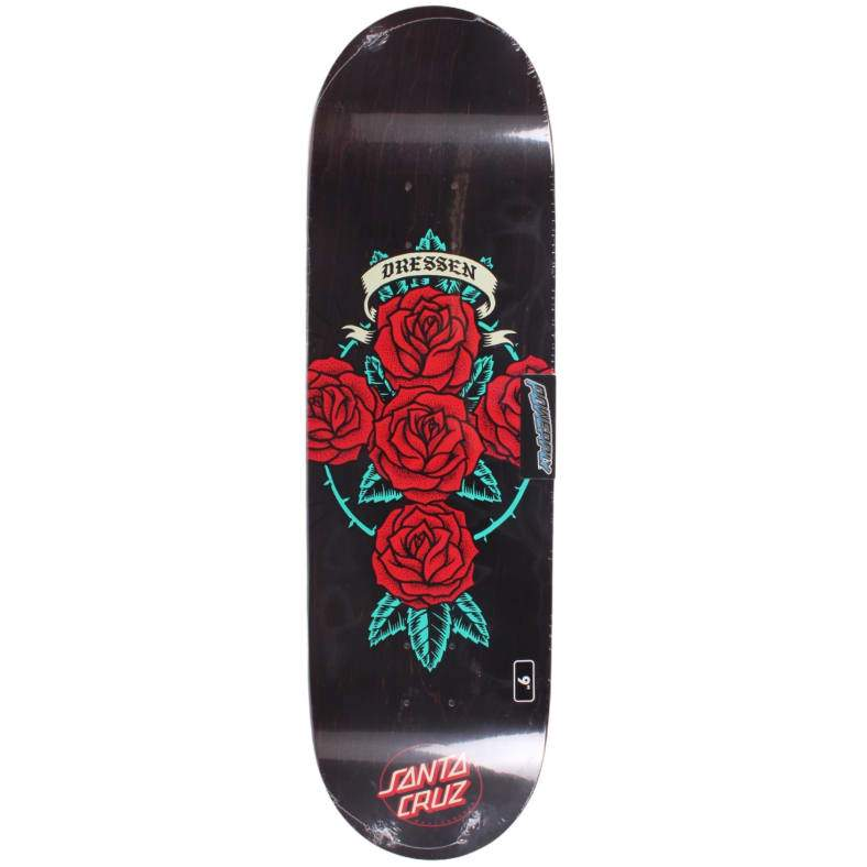 Santa Cruz Dressen Rose Cross Powerply 9.0