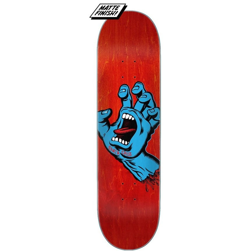 Santa Cruz Screaming Hand 8.0
