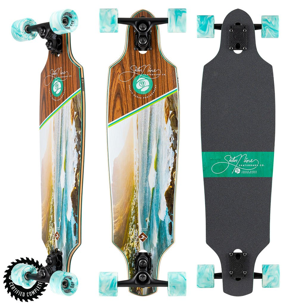 Sector 9 Cape Roundhouse Complete 34