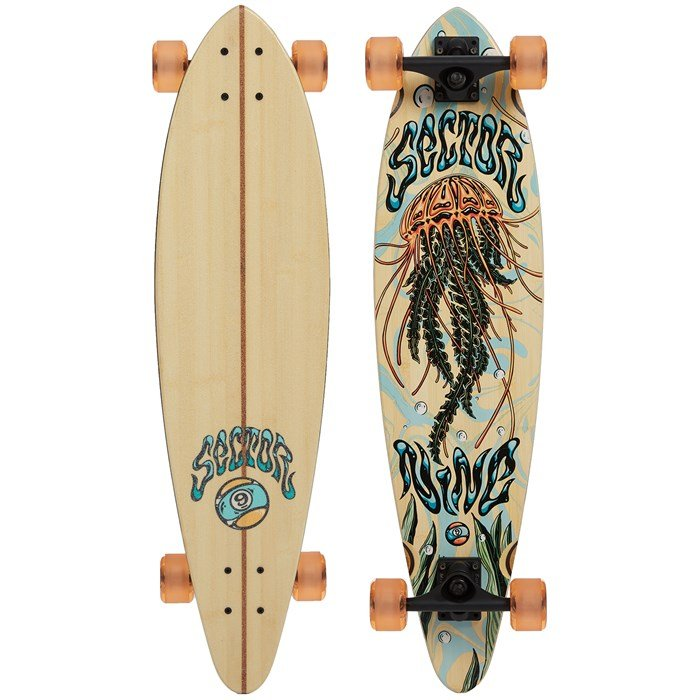 Sector 9 Jelly Swift Complete 34.5