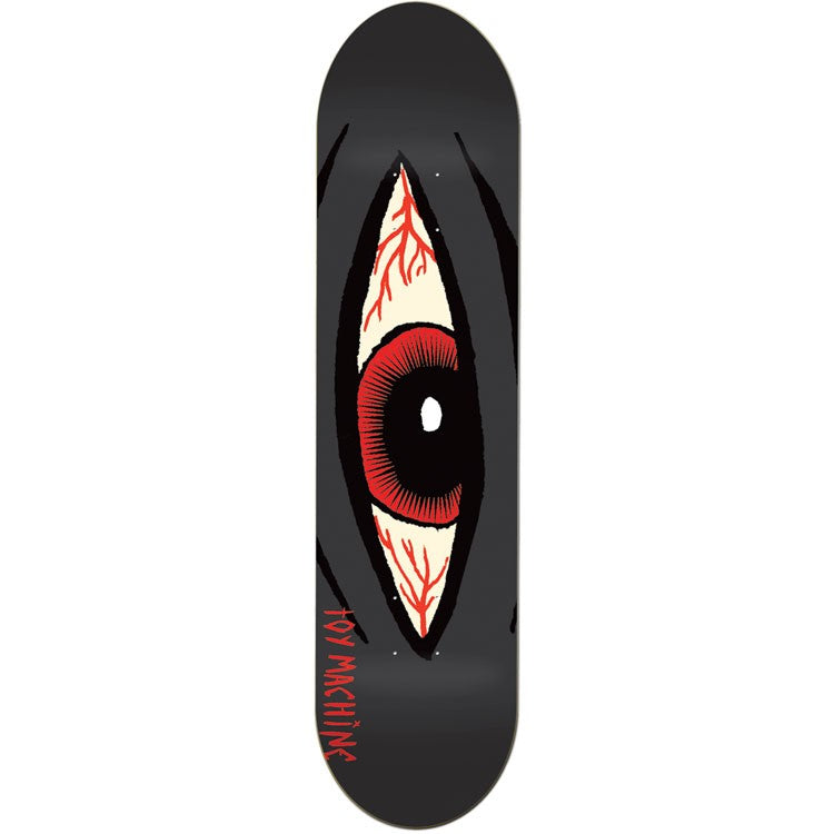 Toy Machine Sect Eye Bloodshot 8.13