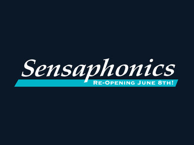 Sensaphonics limited re-opening June 8th