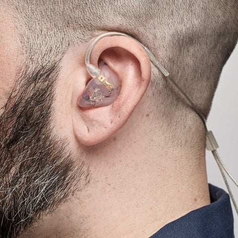 3MAX Custom-Fit Earphones