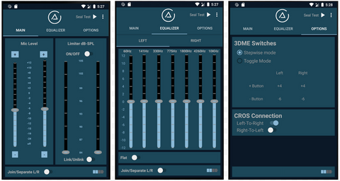 3DME Music Enhancement ASI Audio x Sensaphonics