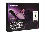 Shure PSM 300 wireless system