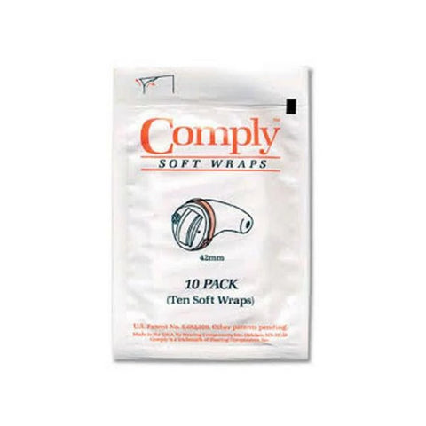 Comply Soft Wraps 10-pack