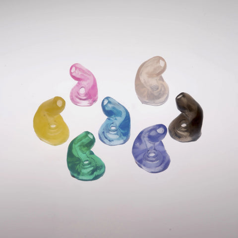 Musician Earplugs - Custom Molds only