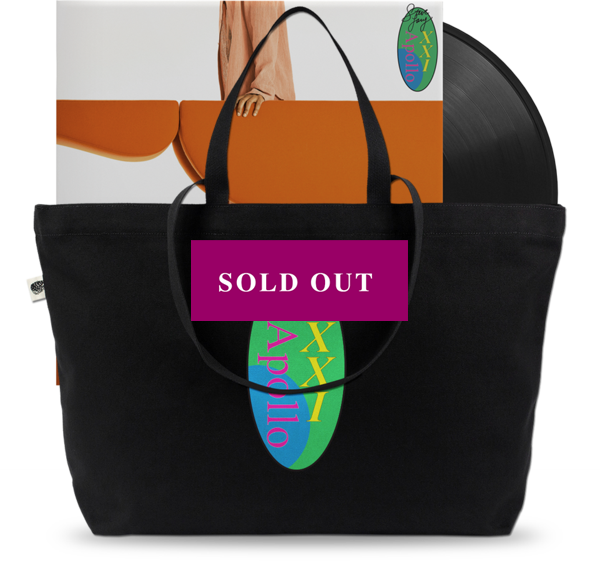 Steve's Summer Surprise Tote<br>Includes Apollo XXI Vinyl & surprise summer essentials from Steve