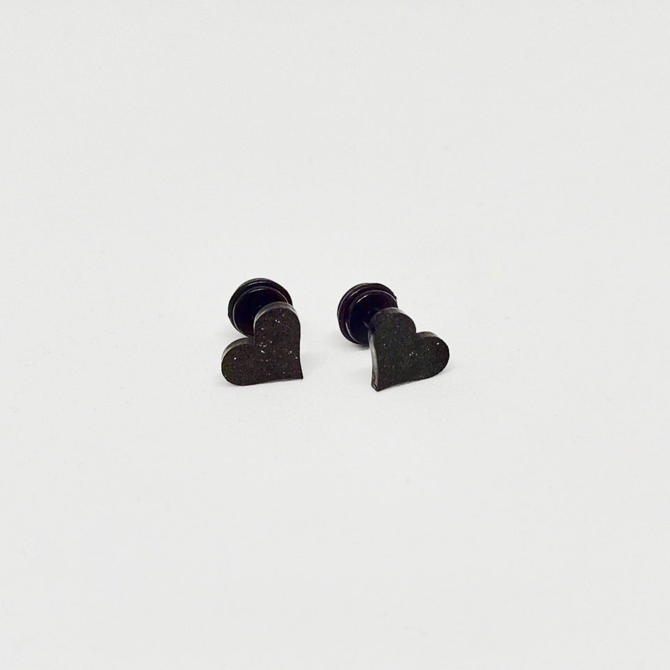 Queenie (Titanium earrings)