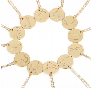 Constellation (What's your sign?) Necklace