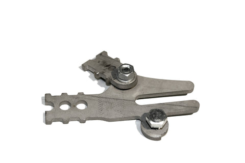 Bike Parts, Multispeed Dropouts - Set of 2