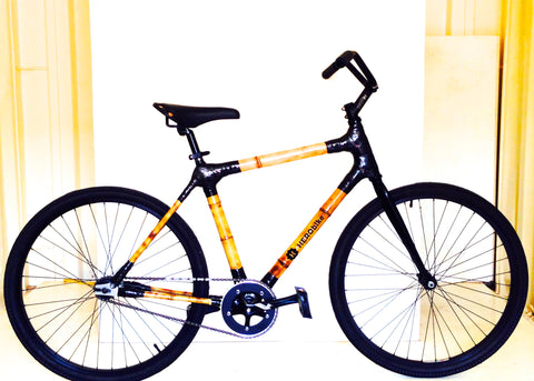 Local Single-Speed Cruiser Style Bike