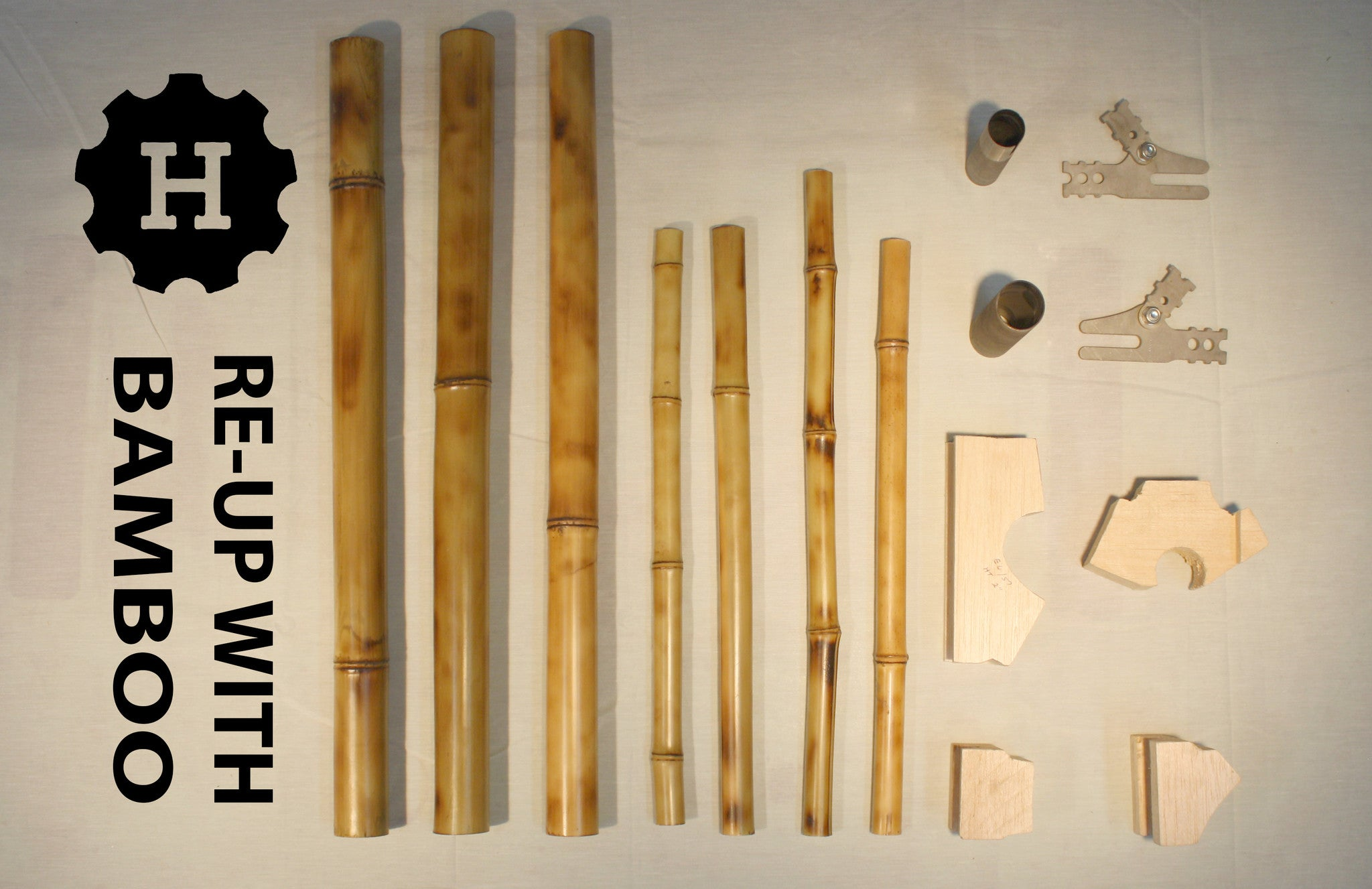 Re-Up Kit w/Bamboo - International (Shipping not Included)
