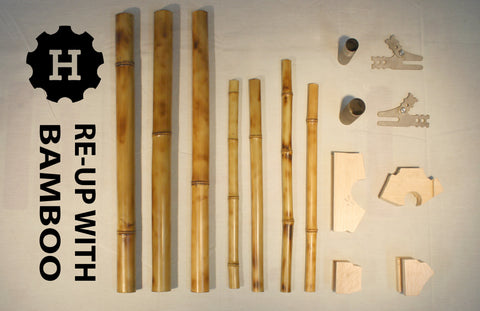 Re-Up Kit w/ Bamboo - Domestic