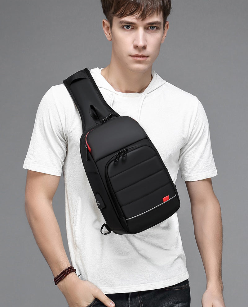 Men's Crossbody Shoulder Bag