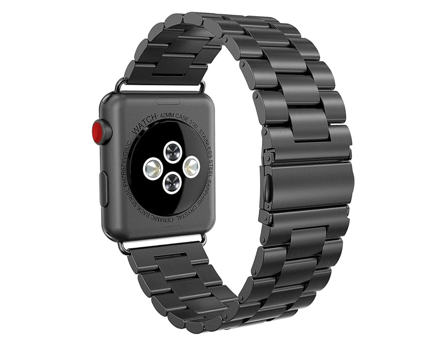 Classic Premium Stainless Steel Apple Watch Band
