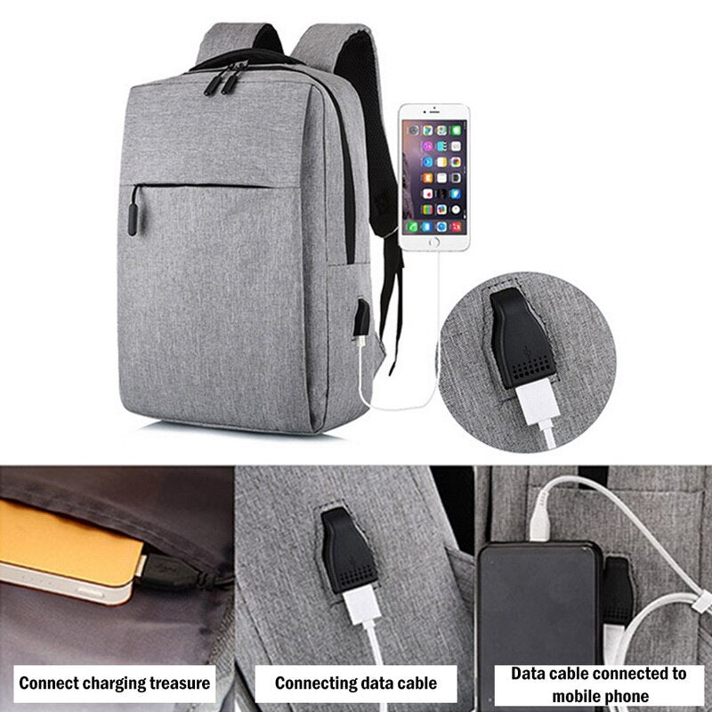 Multi-Functional Laptop Backpack