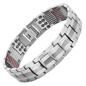 Men's Titanium Magnetic Health Bracelet