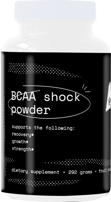 bcaa - fruit punch