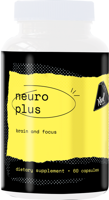 neuro plus brain + focus