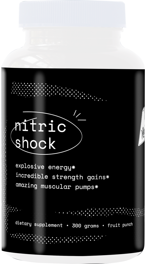 nitric shock - fruit punch