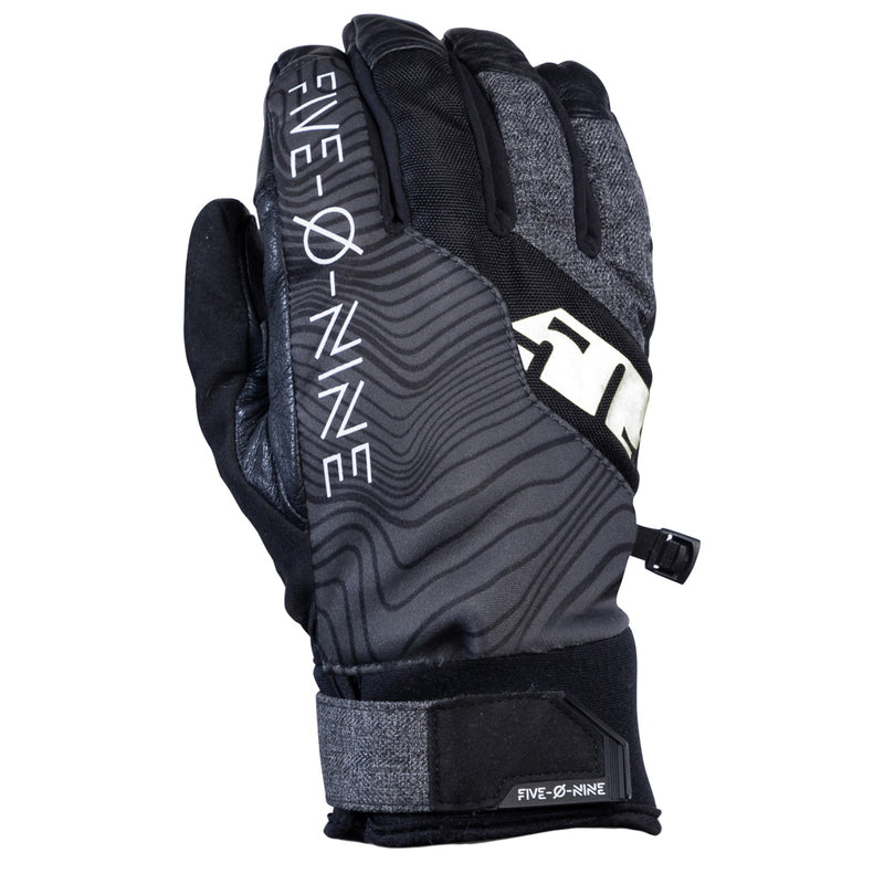 509 Freeride Gloves Black Ops X-Small F07000201-110-051