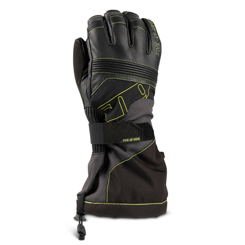 509 Range Insulated Gloves Lime Large F07000600-140-350