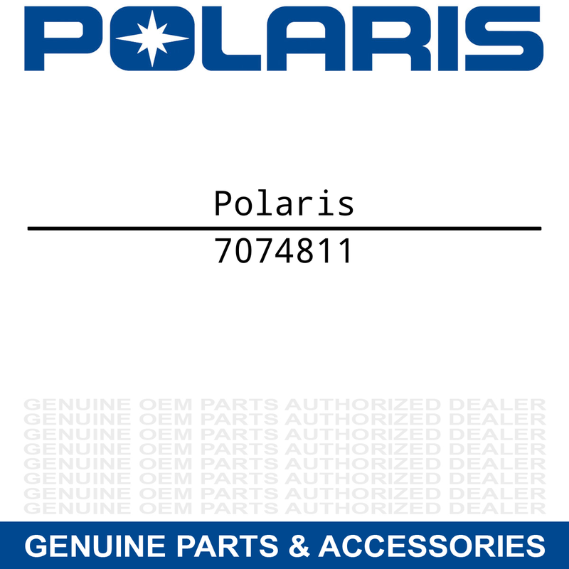 Polaris 7074811 Decal 300 2x4 4X4