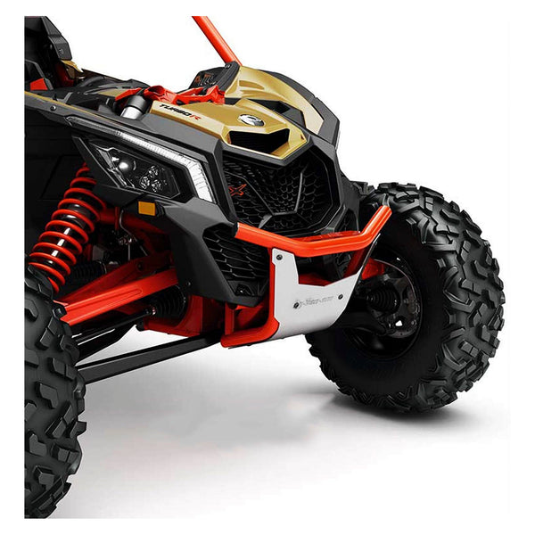 Can-Am 715003432 Red Dune Front Bumper for 2018-2020 Maverick X3 & X3 Max (4399175532625)