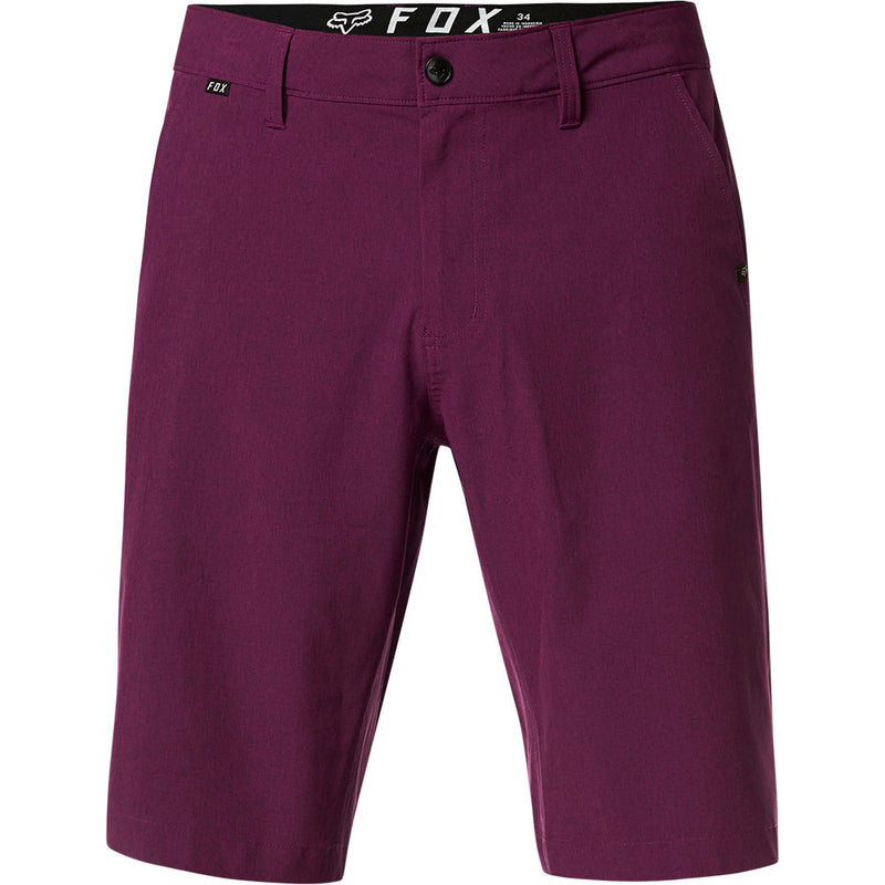 Fox Racing  Mens Essex Tech Stretch Shorts Durable Water Repellent Lightweight
