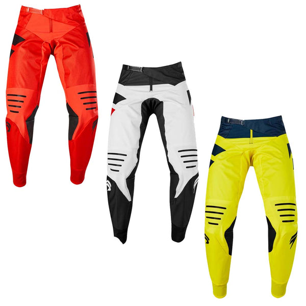 Shift Racing Mens 3lack Label Mainline Lightweight Pants Motocross Offroad MotoX