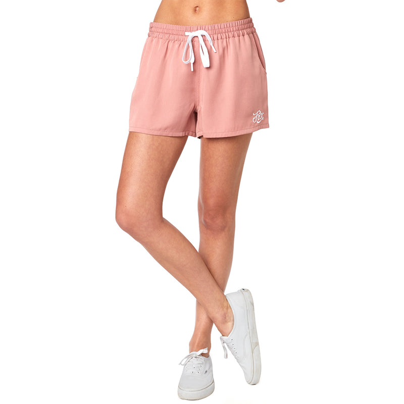 Fox Racing Womens Summer Camp Shorts Adjustable Waist Comfortable Relaxed Fit (4211672580177)