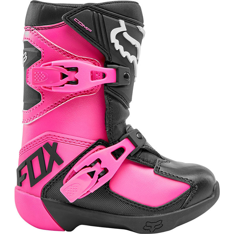 Fox Racing -  Kids Comp Boot Reinforced Rubber Outsole Durable Offroad Motocross