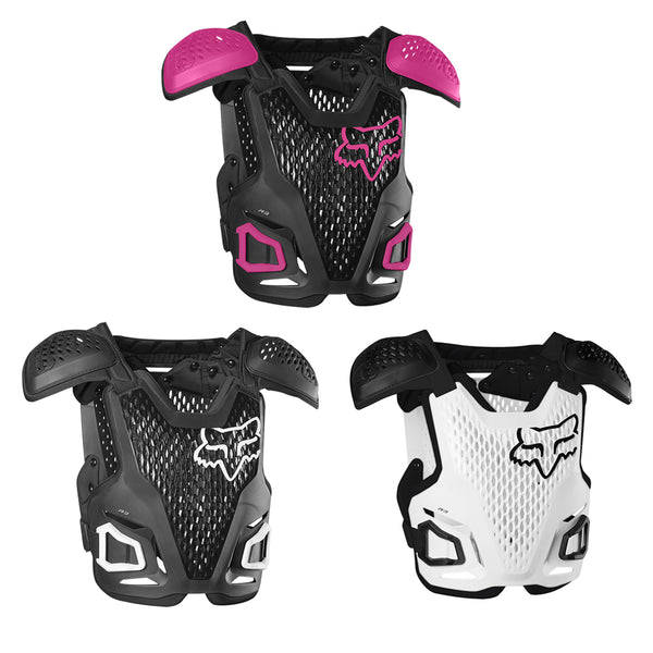 Fox Racing Youth R3 Guard Roost Deflector Shoulder/Chest Protection MotoX Gear