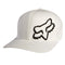 Fox Racing -  Flex 45 Flexfit Hat Natural Curved Bill Stretch-To-Fit Classic Logo