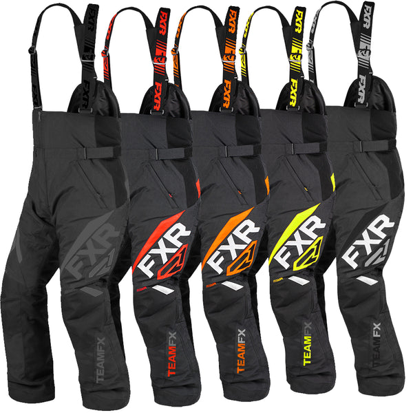 FXR Team FX Pants F.A.S.T. Insulated HyrdrX Shell Thermal Inserts Snowmobile