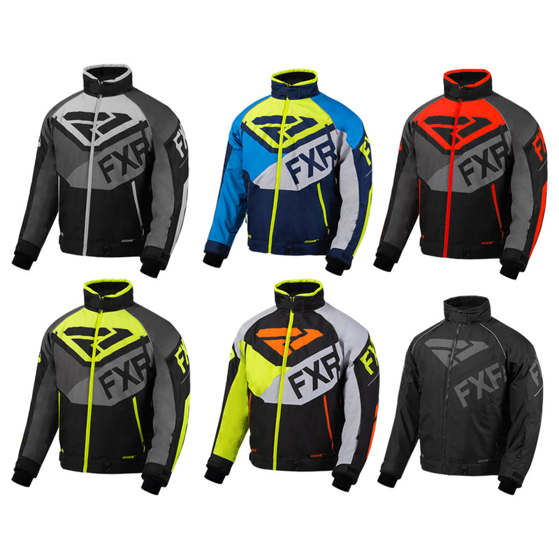 FXR -  Fuel FX Jacket Thermal F.A.S.T Insulation Snowproof Moisture Resistant HydrX