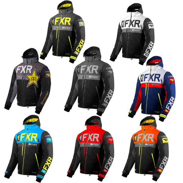 FXR Helium X Jacket F.A.S.T Insulation Thermal Flex Dry Liner Moisture Resistant