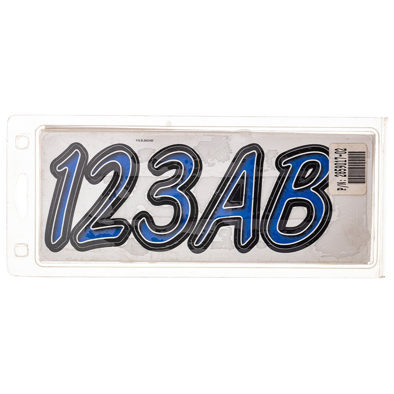 Polaris 2859017-02 Decal RZR Ranger General Scrambler 1000 110 1200 140 150