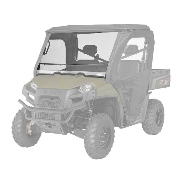 Polaris Thick Scratch-Resistant Polycarbonate Rear Panel 2878165 2016-2020 Ranger 570 Full Size Crew 570-6 OEM (4399192899665)