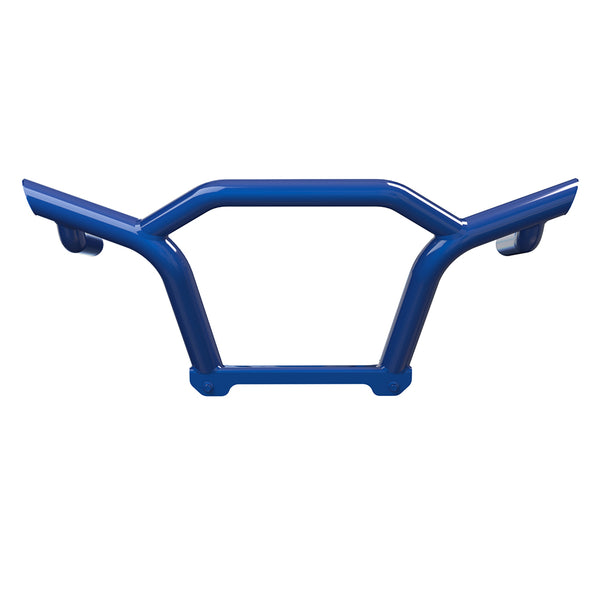 Polaris Blue Metallic Low Profile Front Bumper 2883746-751 2020 RZR Pro XP Premium Ultimate OEM (4399190442065)