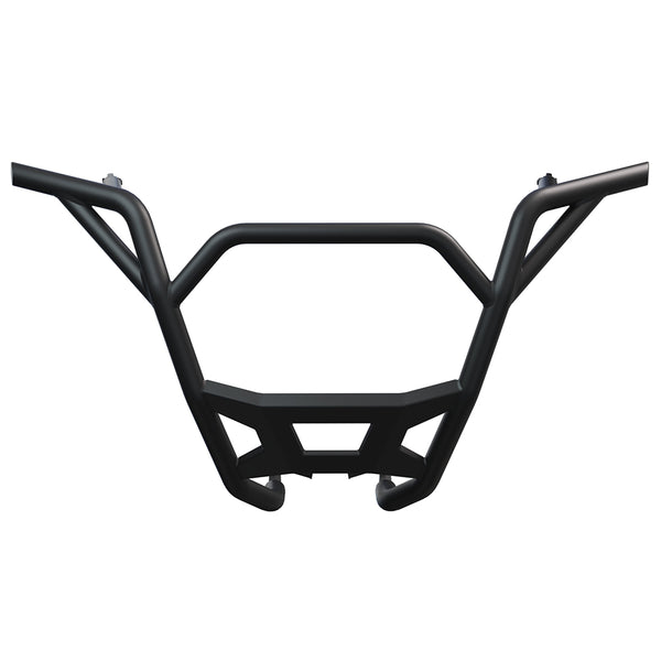 Polaris Matte Black Low Profile Rear Bumper 2883748-458 2020 RZR Pro XP Premium Ultimate OEM (4399191162961)