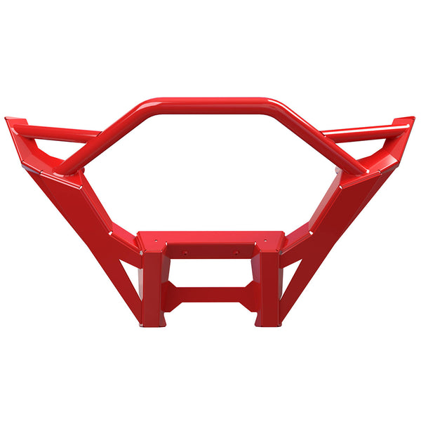 Polaris Indy Red High Coverage Front Bumper 2883749-293 2020 RZR Pro XP Premium Ultimate OEM (4399191195729)