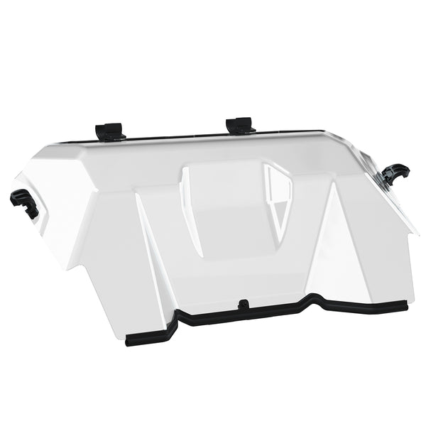 4-Seat Hard Coat Poly Rear Panel 2884147 Polaris 2020 RZR PRO XP 4 (4402773688401)