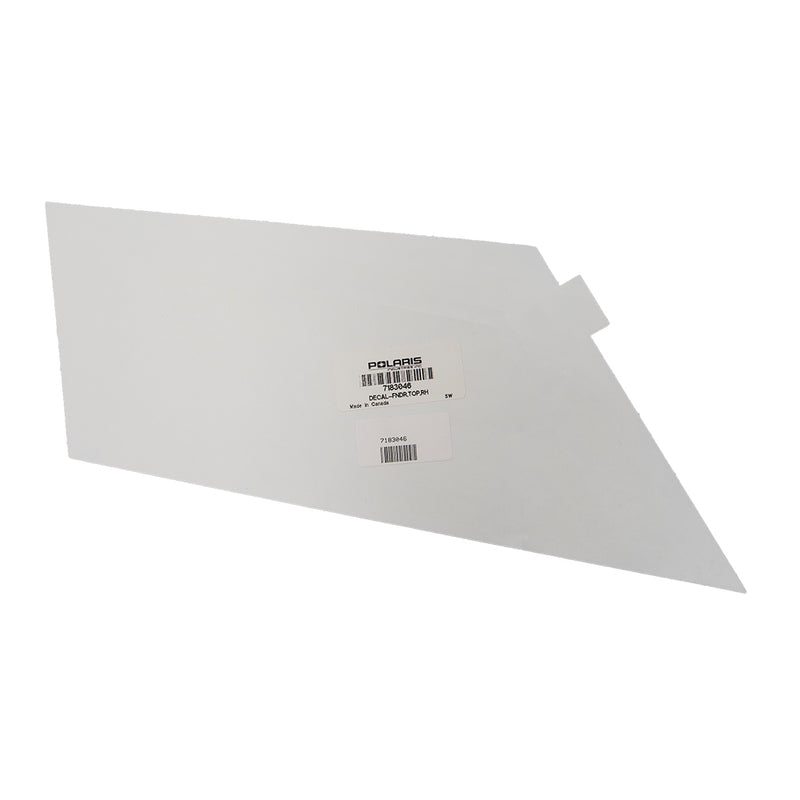 Genuine OEM Polaris Decal Ranger 7183046