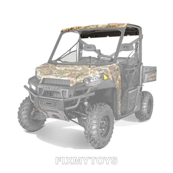 Polaris OEM Lock & Ride Pro-Fit Camo Roof for 2013-2017 Ranger XP 900 & 1000 2879979 (4355620143185)