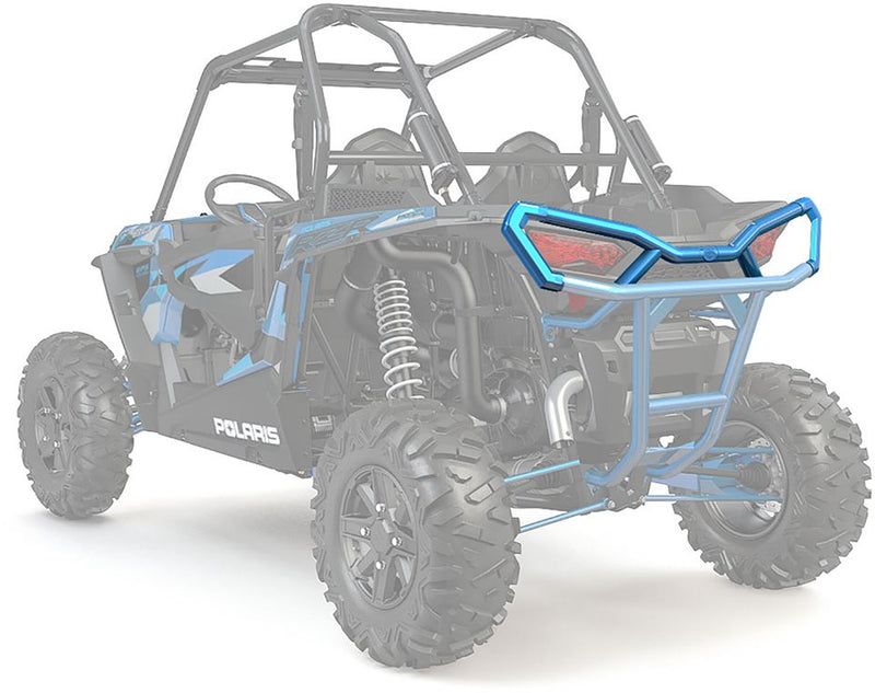Polaris 2881585-689 Rear Bumper Attachment RZR 1000 4 XP